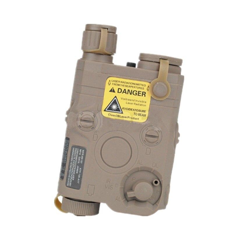 Tactical PEQ 15 caixa de Bateria da bateria titular NOVO Não funcional preto DE FG 492 493 494