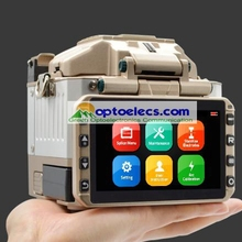 Fiberfox Mini 6 S слияние оптических волокон Splicer