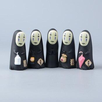 Аниме фигурки Безликий Унесенные призраками 1