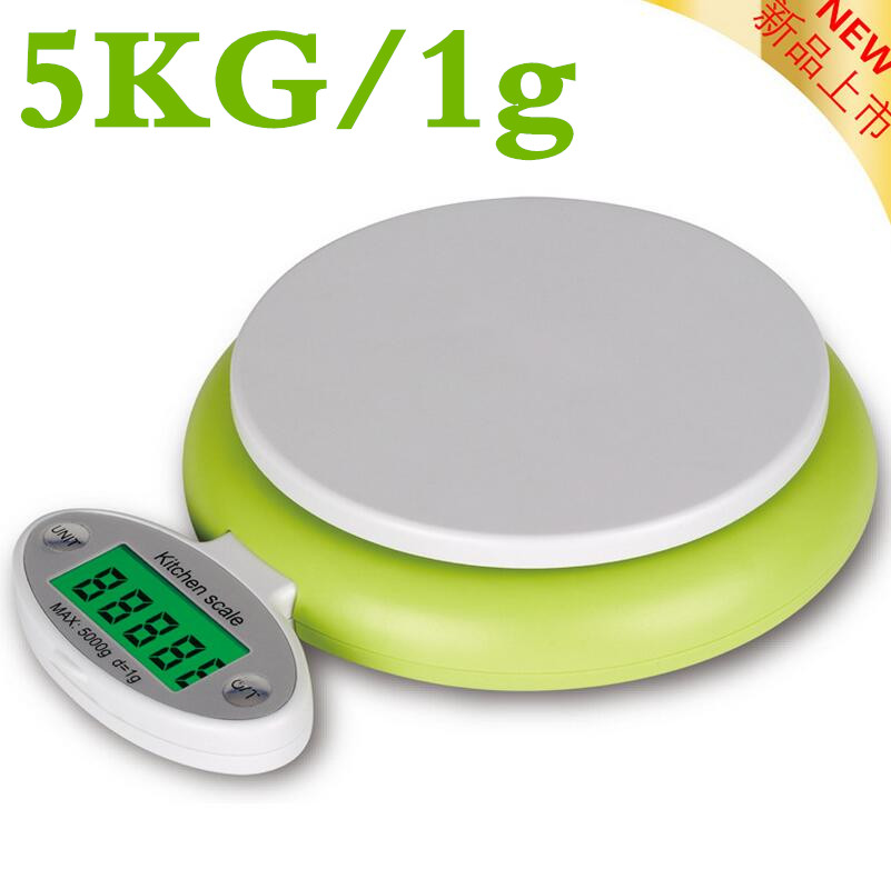 Digital Kitchen Scales LCD Scales Kitchen Weighing Scales