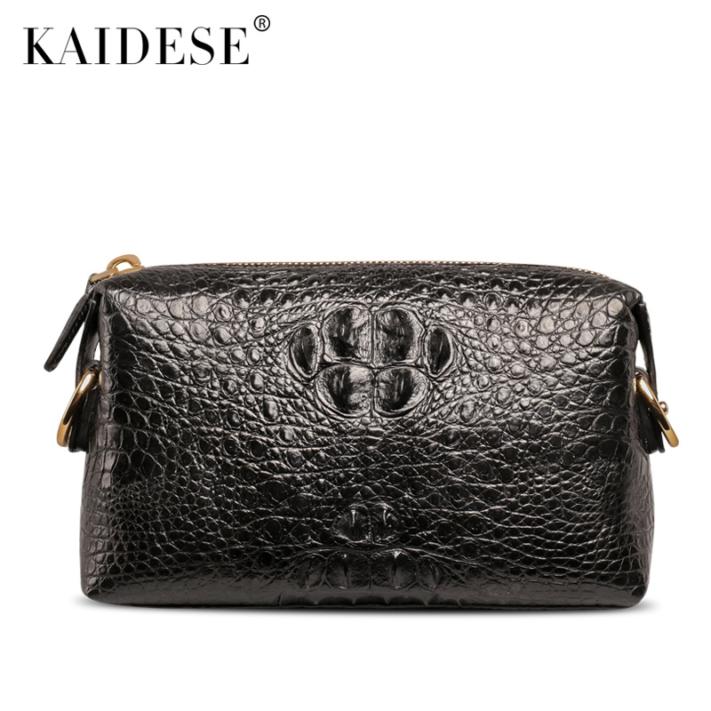 цена baodouli Crocodile skin handbags Genuine Leather Wallet Clutch men large male bag bag business hand bag