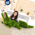 Large simulation crocodile big size pillow plush toys cute doll boy birthday gift