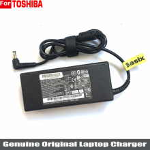 Basix Genuine 90W 19V 4.74A AC Adapter Charger for Laptop Toshiba PA3715U-1ACA 5.5mm*2.5mm Charger basix genuine 90w pa3e pa 3e ac power adapter charger for dell laptop inspiron 1150 1420 1720 1721 1545 1526 1564