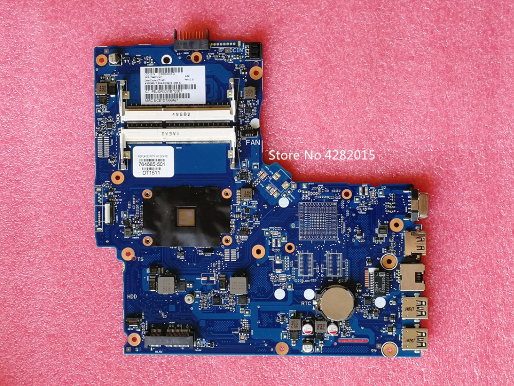764685 501 Free Shipping 6050A2612501 MB A02 For HP 355 G2 Laptop motherboard 764685 001 764685