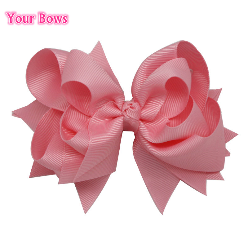 Your Bows 1PC 5 inches Kids Hair Bows 3 s
