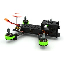 RC RTF  QAV ZMR 220mm Quadcopter withf AT9 radiolink 2.4G plus HD Camera