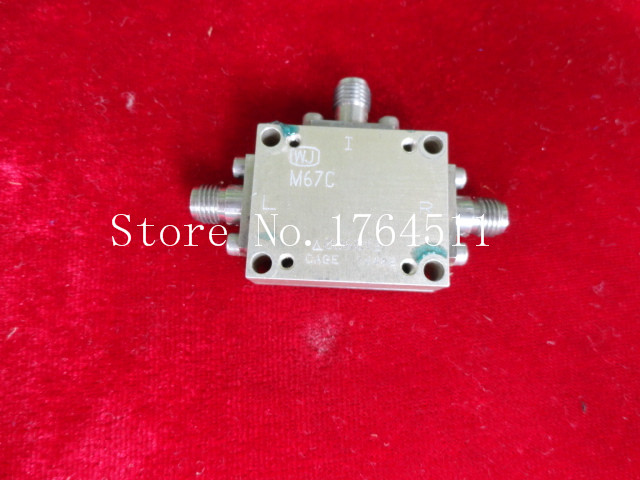 [BELLA] M/A-COM/WJ M67C 2.5-11.5GHZ RF RF Coaxial Mixer SMA