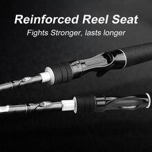 Long Powerful Spinning Fishing Rod