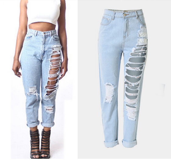 Online Get Cheap Boyfriend Cut Jeans -Aliexpress.com | Alibaba Group