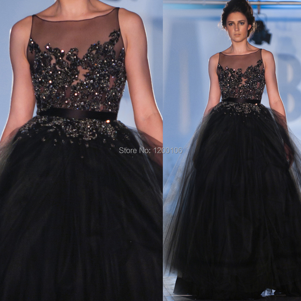 Buy black evening dresses online - Fashion dresses