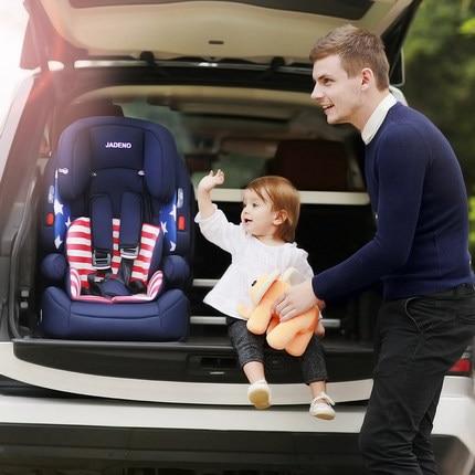 Baby Sikkerhetssete Påfør 9 måneder -12 år baby bilsete sendt - Baby sikkerhet - Bilde 4