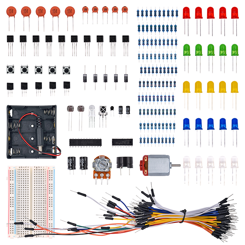 Hot New Components Pack Kit For Common Use For Arduino Education Programming