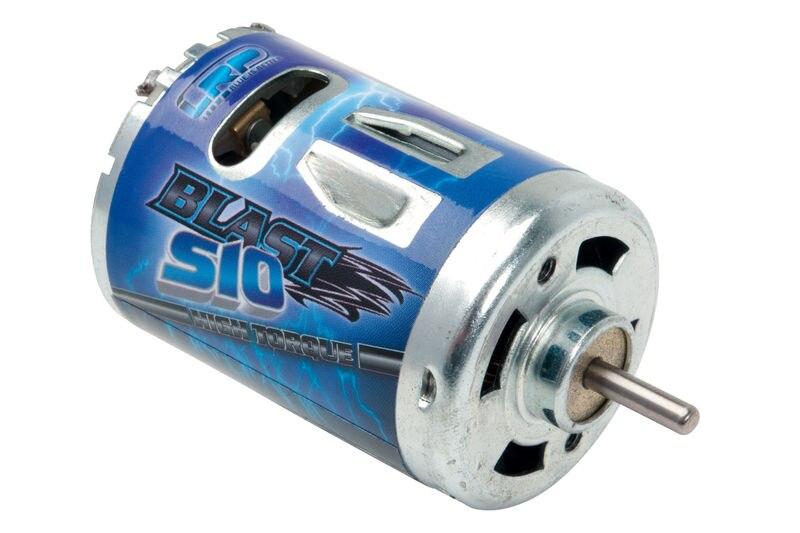 LRP S10 Blast High Torque Brush Motor LRP122165