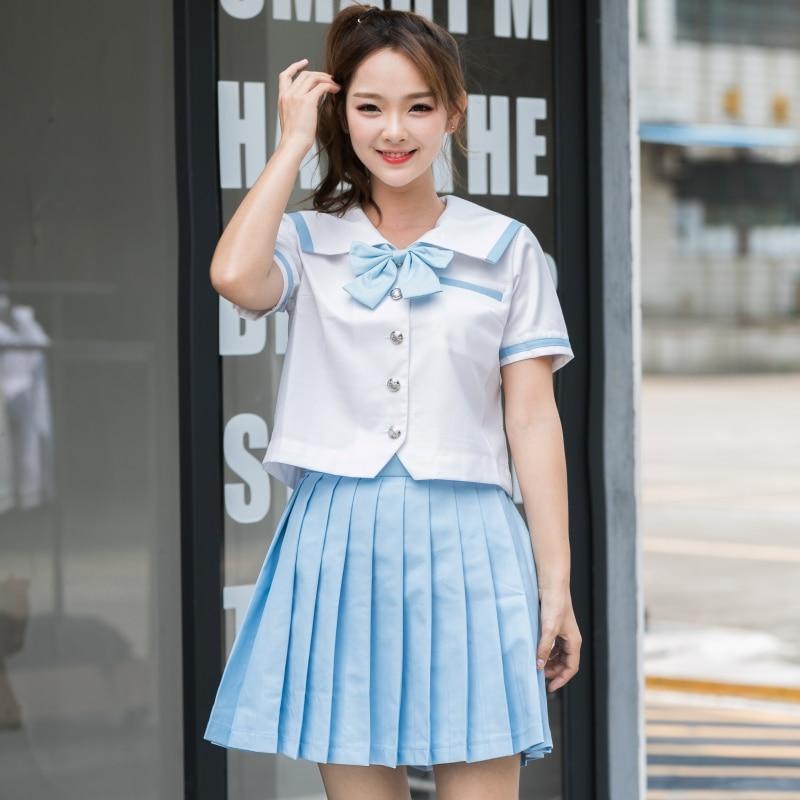 57c7c3456b Compra blue uniform y disfruta del envío gratuito en AliExpress.com