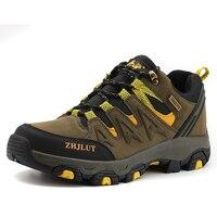 Trekking Outdoor Shoes Mountaineering Big Yards Lovers Sneakers Men Women Walking Tactical Boots Male 36 47
