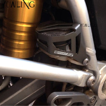 For BMW R1200GS LOGO Rear Brake Reservoir Cap Protector Guard for BMW R 1200 GS Adventure 2013 2014 2015 2016
