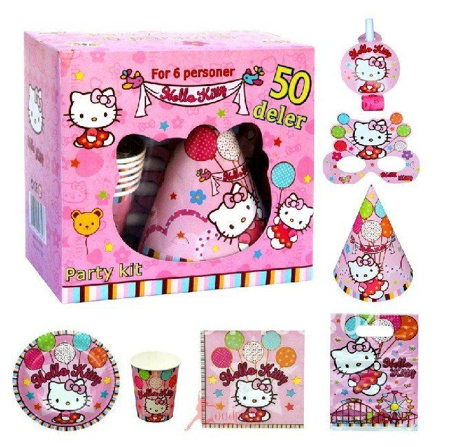 Free shippingBirthday party suppliesparty kit eco friendly