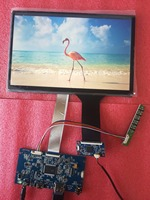 10 1 Inch 2K TFT LCD 2560 1600 High Resolution With Capactive Touch Panel HDMI MIPI