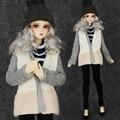 2016 New Dolls Accessories Clothes Fashion BJD Doll Clothing 1/3 BJD Coat
