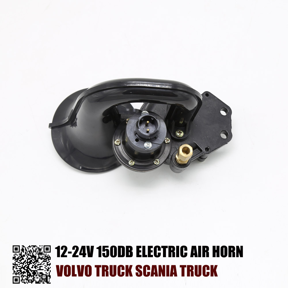 12-24V 150DB Electric Air Horn For Scania Super FGHGF