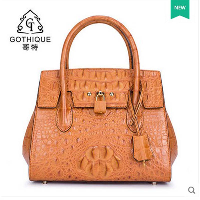 gete 2017 new alligator skin women handbag  Thai crocodile leather women bag lady's high end women bag gete 2017 new crocodile women handbag lady thai crocodile leather women handbag lady handbag women clutch bag