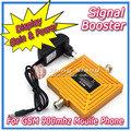 2G GSM Signal Booster GSM Repeater 900 mhz Mobile Phone 900mhz Signal Amplifier Cell Phone Booster 2G Signal Repeater + Power
