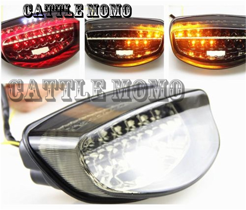 Motorcycle Taillights Tail Light for <font><b>Honda</b></font> CBR1100XX <font><b>HORNET</b></font> <font><b>600</b></font> 1998 1999 2000 2001 2002 <font><b>2003</b></font> Motorbike Accessories Brake Light image
