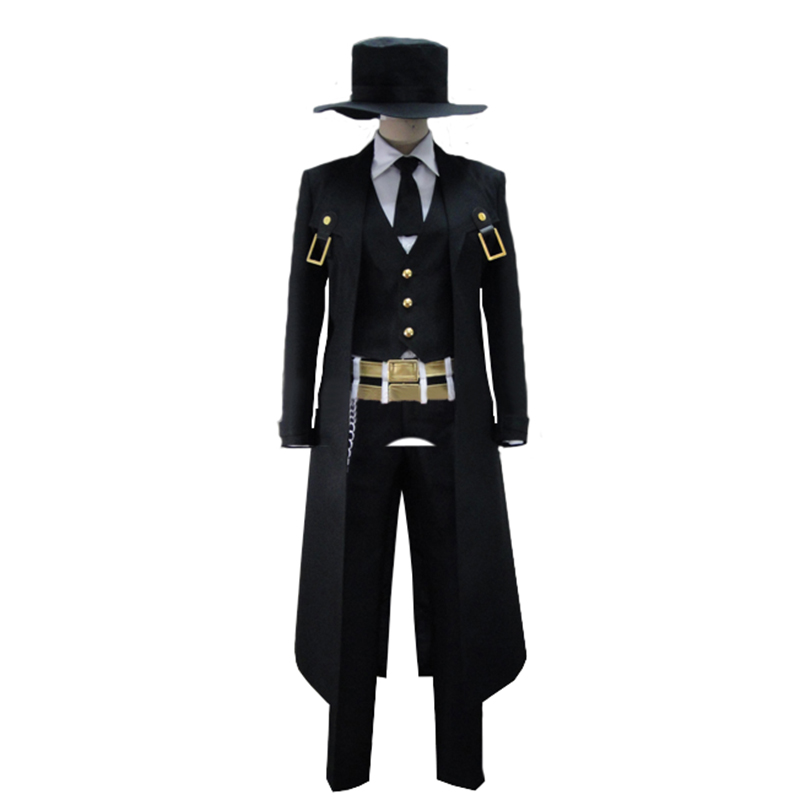 BlazBlue Hazama Yuki Terumi Cosplay Costume full set free shipping