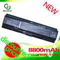 Golooloo 8800mAh Battery For Toshiba Satellite A305  A305D A505 A350  A350D  A355  A355D Pro L550 L450 L300  A200 A210 A350
