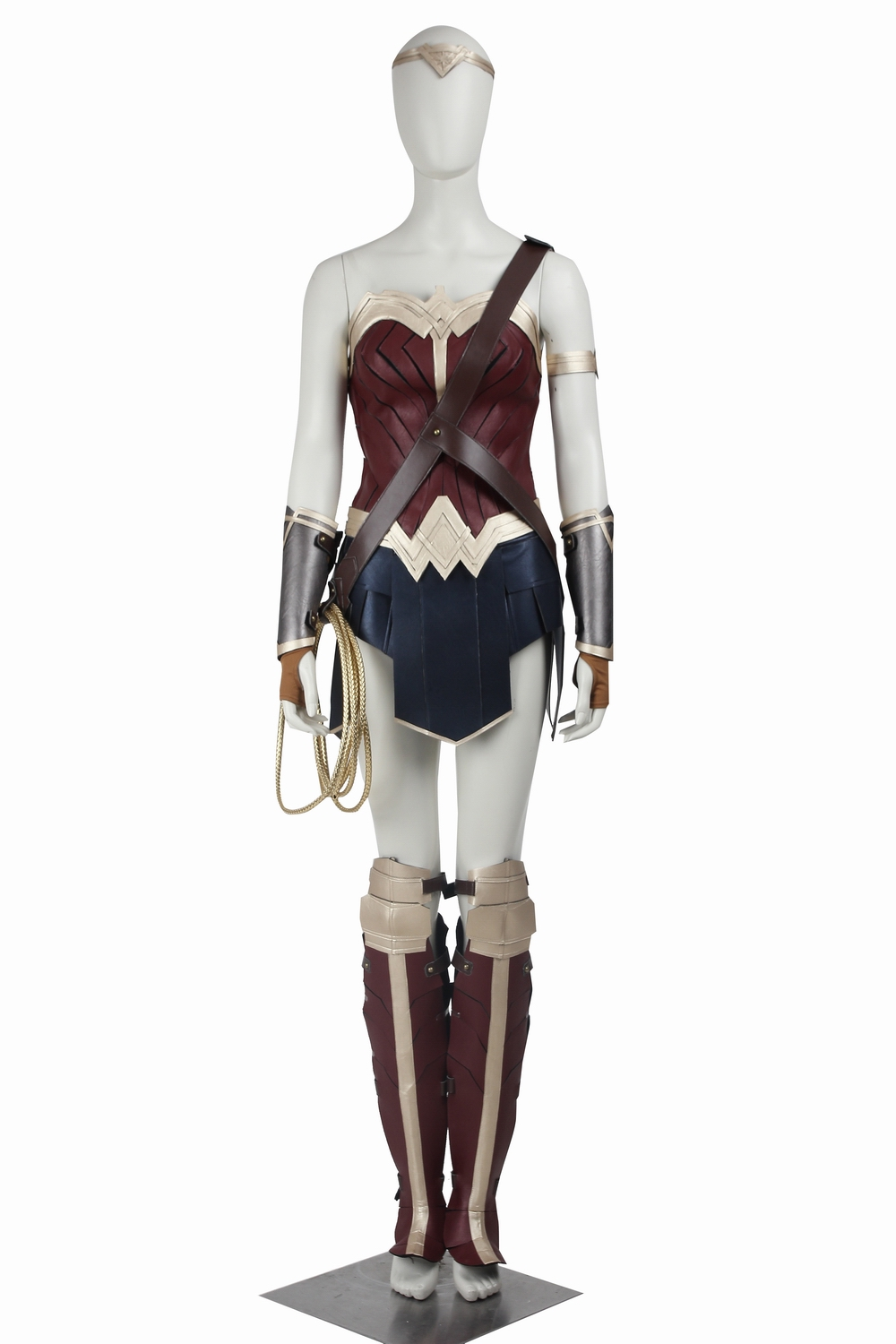 Batman Vs Superman Dawn Of Justice Wonder Woman Costume -4044