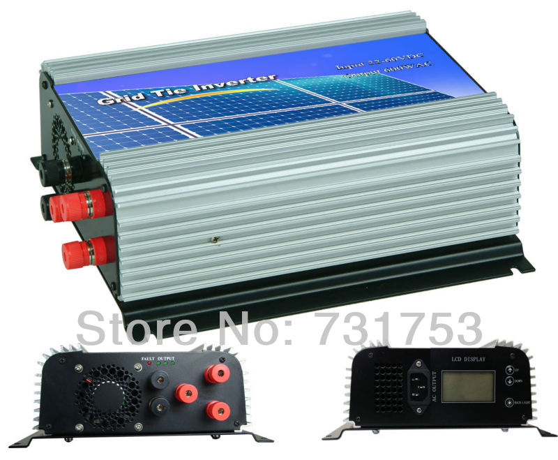 MAYLAR@ 500W Wind Grid Tie inverter  For 24V/48V 3 Phase Wind Turbine,LCD Display ,90-260VAC ,No Need  Battery, maylar 300w wind grid tie inverter for 3 phase 24 48v ac wind turbine input 22 60v output 90 260v 50hz 60hz no need controller