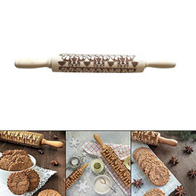 Christmas Rolling Pin