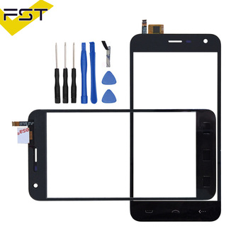5.0 inch For HOMTOM HT3 / HT3 Pro Touch Glass Panel For HT 3 Pro Touch Screen Digitizer Replacement Parts+Tools image
