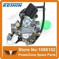 KEIHIN 24 мм GY6125cc/150cc (157QMJ/152QMI) Двигатель Карбюратор PD24J С Электрическим Choke Подходит ATV Мотоцикл скутер