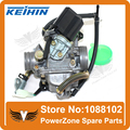 KEIHIN 24mm GY6125cc/150cc (157QMJ/152QMI) em cima do Motor Carburador PD24J Com Choke Elétrica Ajuste ATV Motocicleta Scooter