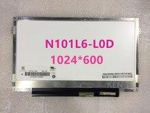 """10.1 """"slim LED Écran B101AW06 V.1 Compatible LTN101NT05 B101AW02 N101L6-L0D pour ACER ASPIRE ONE D255 D260 D257 D270"""