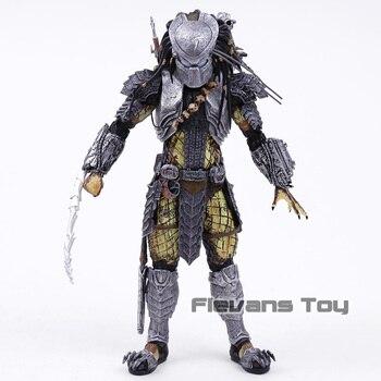 NECA Masked Scar Predator PVC Action Figure Collectible Model Toy predator concrete jungle figure