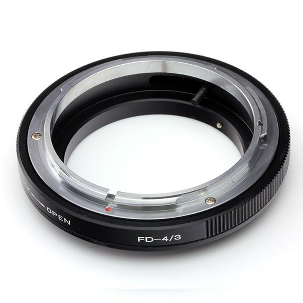 Lens Mount Adapter Suit For Macro Canon FD Lens To Olympus Fours Thirds 4/3 Camera OM-D E-M5 II E-M1 E-M5 E-M10 GH4 GM1 GX7