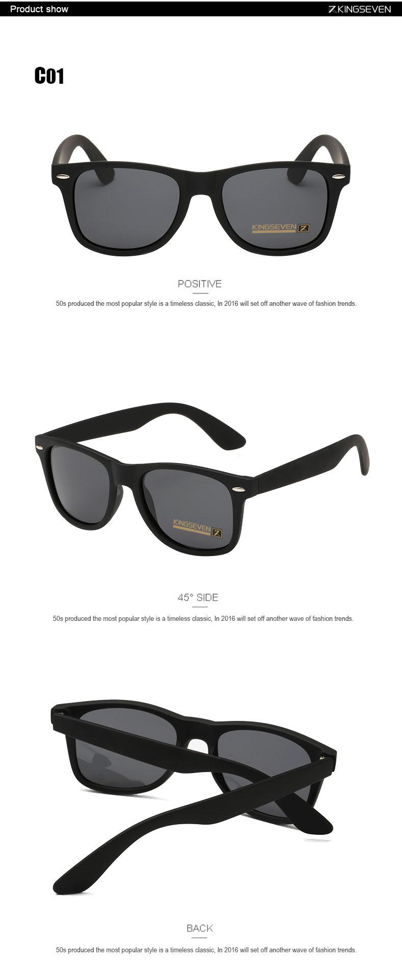 Fashion Brand designer Mens Retro Mirror Sunglasses for Women and Men Sports Driving Polarized Coating UV400 Eyewear Sun Glasses 2