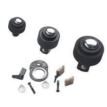 """1/4 """"3/8"""" 1/2 """"72 Tanden Ratel Dopsleutel Reparatie Accessoires Ratelsleutel Deel Kit Handje Reparatie kit"""