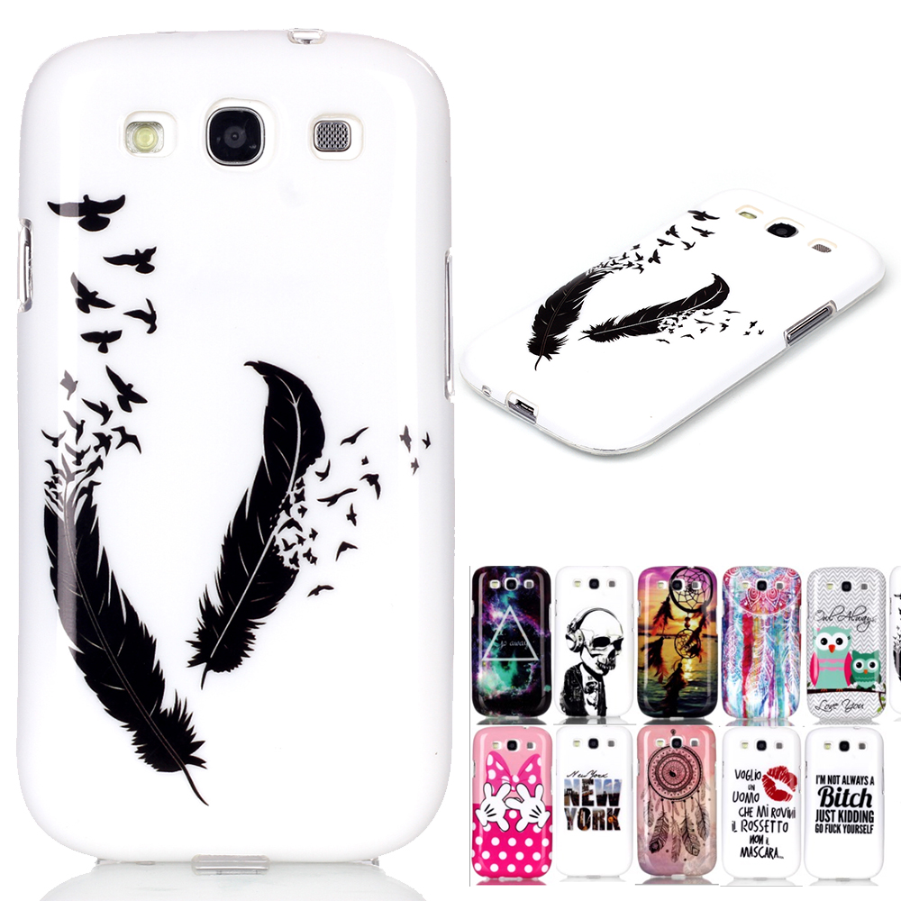 Tpu samsung galaxy s3 s3 neo - For Coque Samsung S3 Case Soft Silicone Tpu Case Cover For Samsung Galaxy S3 Neo I9301