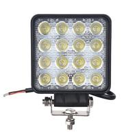 1X 4 2 Inch 48W Led Work Light Lamp Car 4x4 ATV LED Working Lights Truck
