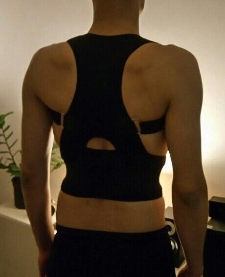 Women's Belt Posture Corrector Back Brace Posture Correction Orthopedic Belt for Waist Straight Back Corset for Office Lady