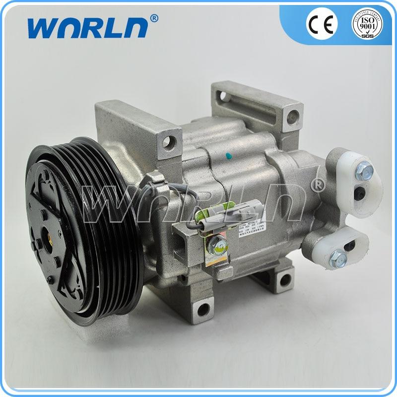73111SC020 Z0012269A auto air ac compressor for Subar Impreza/Forester 2.5L 2.0L 1999-2004 12V