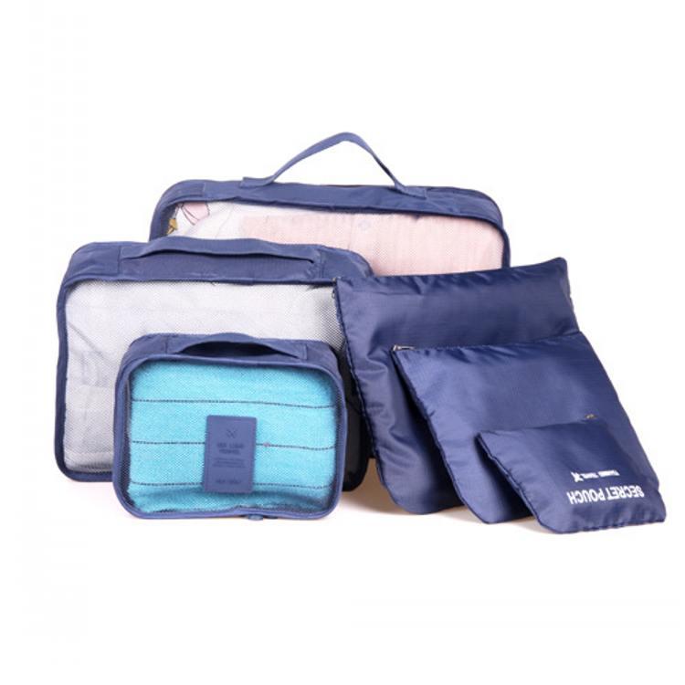 New Nylon Men Women font b Luggage b font Travel font b Bag b font Packing
