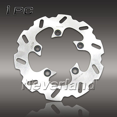 ФОТО New Arrival Motorcycle Rear Brake Disc Rotor for Suzuki SV 650/1000 2003-2008 TL1000R 1998 TL1000S 1997 Free shipping C30