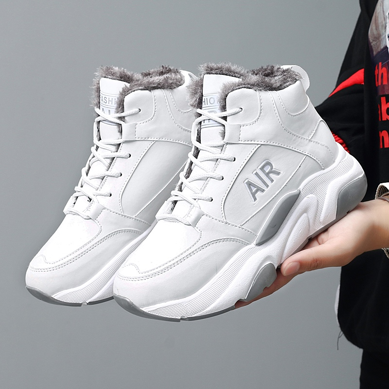Casual Shoes For Women Fashion Sneakers Winter Outdoor Vulcanize Shoes Brand Trend Flat Walking Shoes Lady Brand Zapatillas