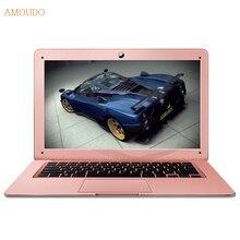 Amoudo-6C Плюс 8 ГБ RAM + 750 ГБ HDD Intel Core i5-4200U/4210U/4250U CPU Windows 7/10 Система ультратонкий Ноутбук Ноутбук