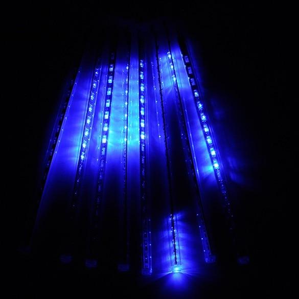 Elifine топ продаж 50 см Метеоритный Дождь Трубы LED свет шнура для свадьбы Рождество украшения #30- 20