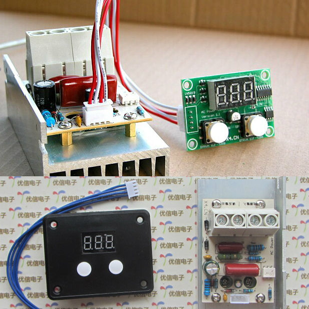 Thermostat Or Electric Blanket Circuit Free Electronic Circuits
